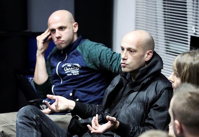 Zagreb, 30.11.2014. – DJ konferencija EMI Institute – Photo by Z
